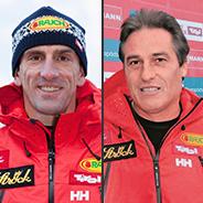 3 Österreichische Rodel-Legenden nehmen am Benefiz Masters teil